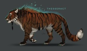 -= Thesseract =- by Naia-Art