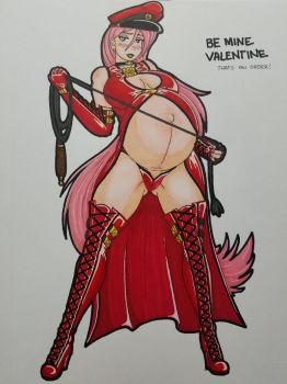 Valentines Day 2018 Color by jishintai