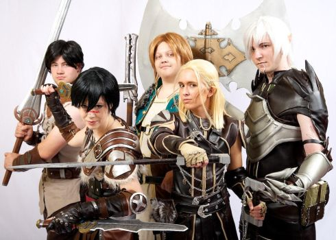 Dragon Age, Kikori Con 2013 by The-Keeper-Thief
