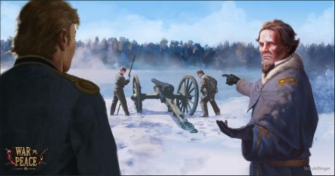 Jefferson Davis - War and Peace by StoryKillinger