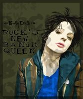 Brody Dalle by annarki