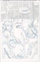 Jamal Igle pencils 02 by BlipMartindale