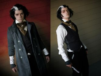 So love, come for a shave? - Sweeney Todd Cosplay by NipahCos