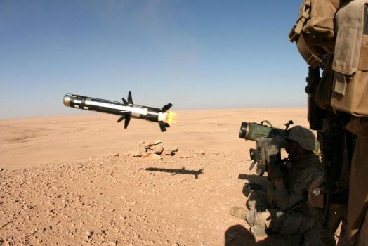The Javelin Missile by MilitaryPhotos