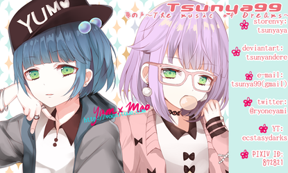 AA Business Card by tsunyandere