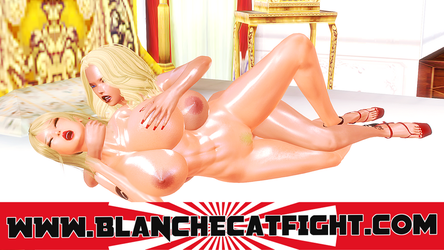 Blondes War 1 - The Las vegas Showdown by CharlotteBlanche