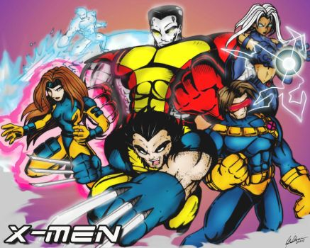 xmen my style by duomax05