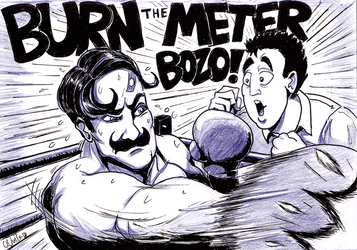 Fighting Games Coaching (private joke) by Beuzer0