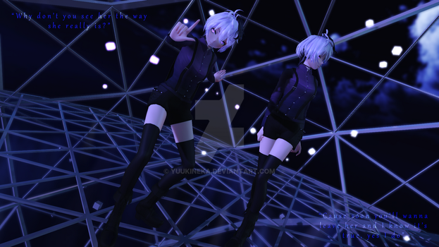 [MMD] v4flower Preview by YuukineKA
