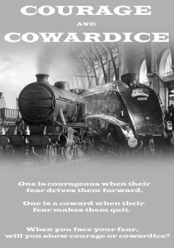 Courage and Cowardice by GBHtrain