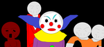 The Ringmaster's Followers by SCP-096-2