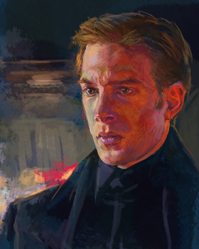 Generale Hux by jesterry
