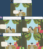Ask Pony Discord #87 by Kendell2