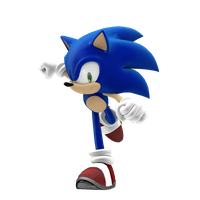 Sonic The Hedgehog- SA2 Style by JaysonJeanChannel