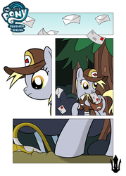 My Little Pony: Friendship is Sinking PAGE 1 by Pony4Koma