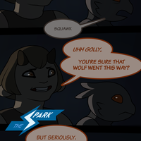 Update - The Spark page 25 by L-James