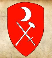 Iron Moon Clan - Coat of Arms by BenGunI