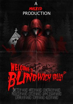 Welcome To Blindwich Valley (A3 Poster) by TurbioArt