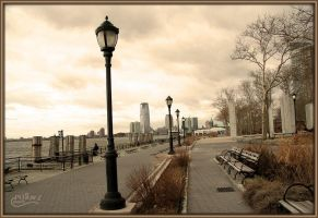 Different view of Battery Park by gilonm