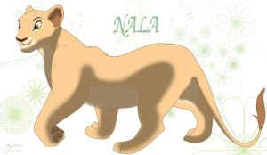 The original Nala by Catgirl08