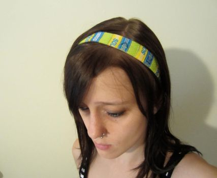 Wilco Headband 1 by Criddlebee