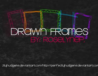DRAWN'FRAME BRUSHES by roseprieto