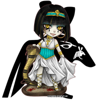 VtM - chibi_Clan Followers of Set by zero0810