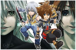 KH print by evanescent-adoration