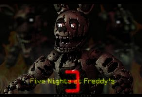 [SFM/FNaF] Five Nights at Freddy's 3 by FBanimations
