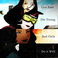 Asami - Bad Girls do it well by sharllot