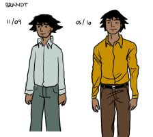 Brandt - sketches by The-Mirrorball-Man