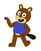 Chuck the Beaver by secretsolver8