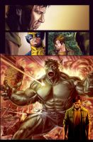 Wolverine Origins 42 p.3 by NormanWong
