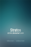 Stratos Wallpaper Pack by ipholio