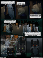 Warriors: Blood and Water - Page 23 by KelpyART