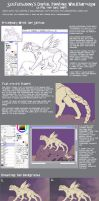 Digital Painting Walkthrough (real one this time) by sulfurbunny