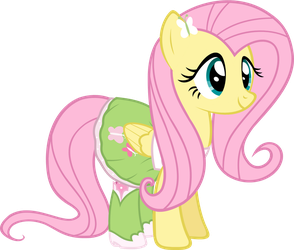 Fluttershy - Equestria Girls Clothing by Zacatron94