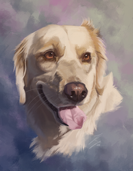 Chica Portrait by KhanasGhost