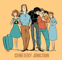cemetery junction by PollyGuo