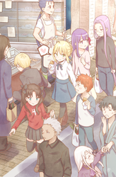 fate/everyday by BOMHAT