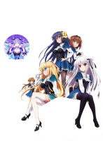 Absolute Duo 01 Render by AeNa34