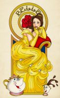 Belle by Fulvio84