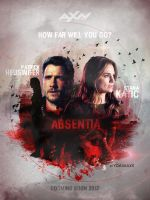 Absentia || Stana Katic ||Poster 3 by yoaskaxx
