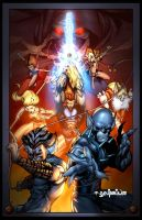 ThunderCats by ryanbnjmn