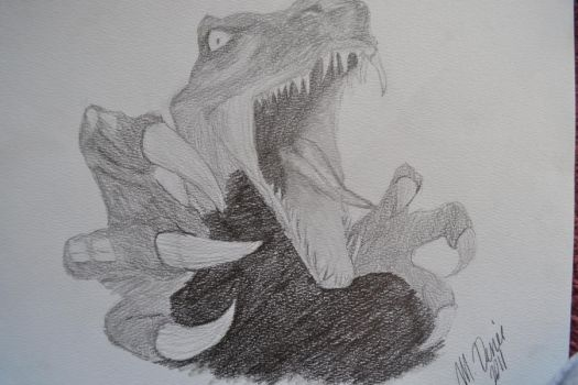 Velociraptor by xDreamPolicex