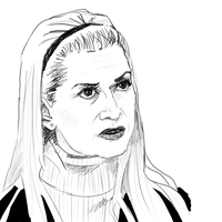 Angela Kinsey, 'The Office' by stevenf