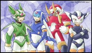 Reploid Skittles by tcat
