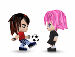 Corvan and Crona Soccer by neverb4