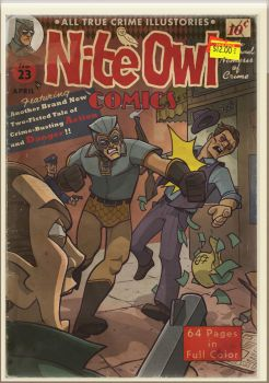 Nite Owl Comics by jimmymcwicked