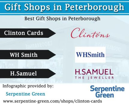 Gift Shops in Peterborough by FlorenceGrace
